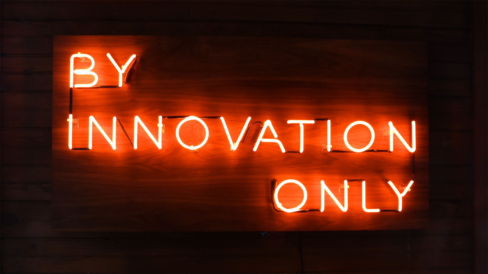 by-innovation-only-neon-sign